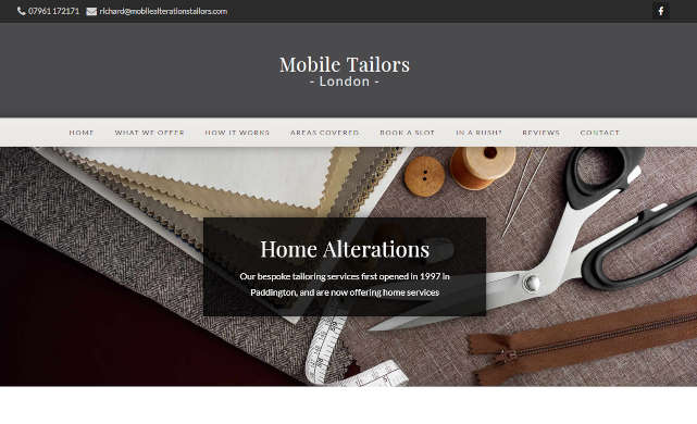Mobile Alterations Tailors