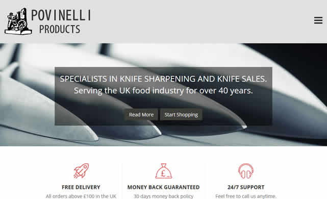 Povinelli Products
